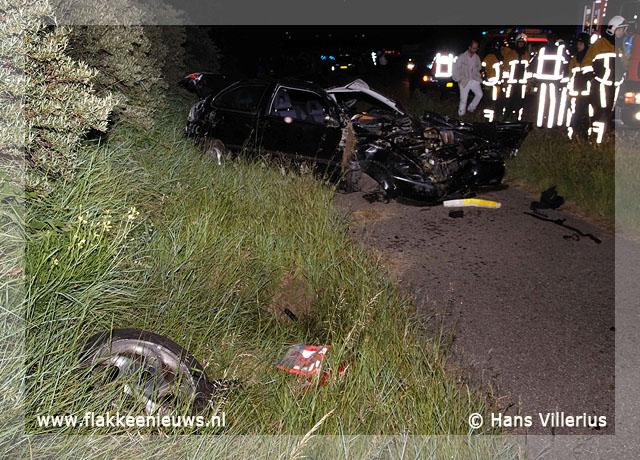 Foto behorende bij Rijbewijs ingevorderd na ongeval