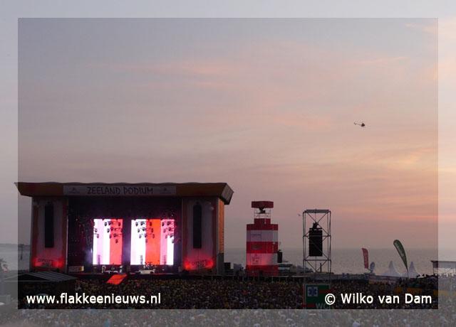 Foto behorende bij Cramer bezoekt klimaatneutraal Concert at Sea