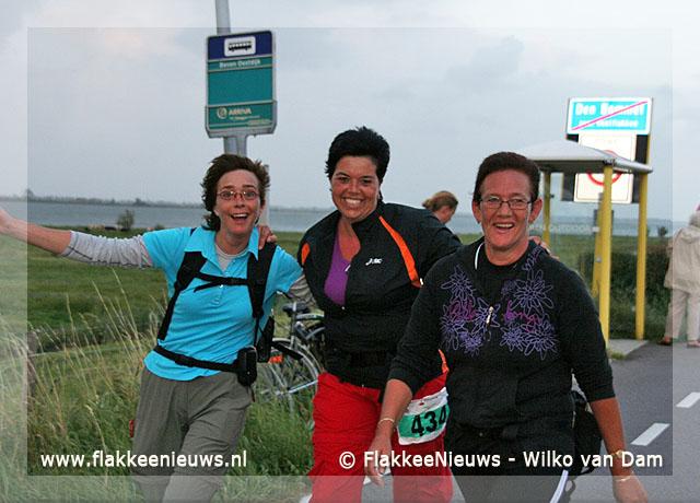 Foto behorende bij 20e Omloop Goeree-Overflakkee zwaar en nat