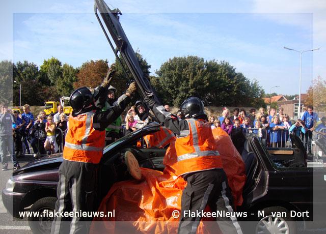 Foto behorende bij Verkeersveiligheidsdag 2009