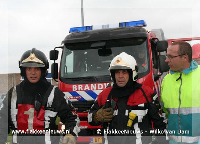 Foto behorende bij Eilandelijke brandweerwedstrijd 2009