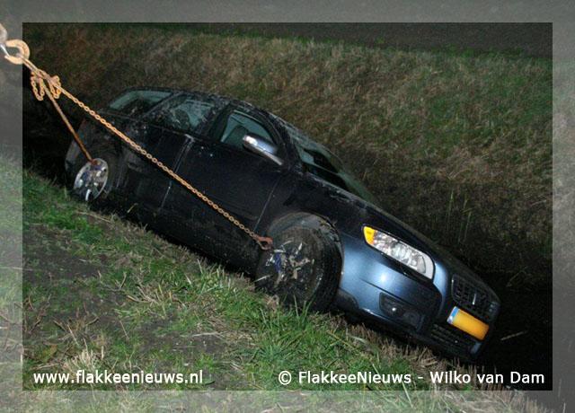 Foto behorende bij Eenzijdig ongeval op de N215