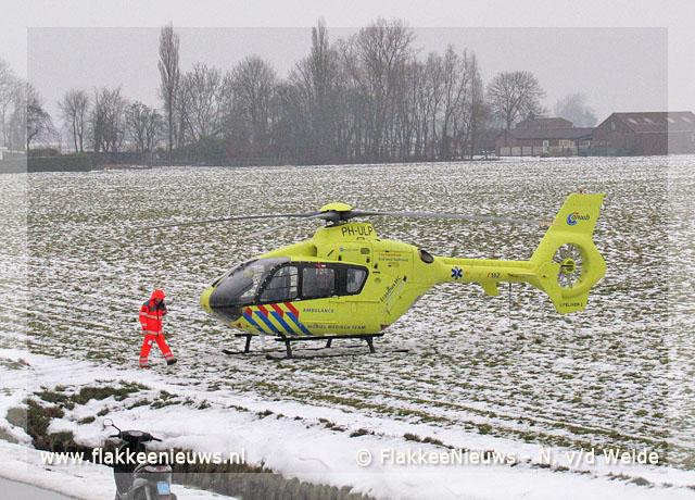 Foto behorende bij Ernstig eenzijdig ongeval bij Den Bommel