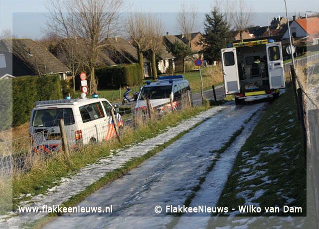 Foto behorende bij Uitdaging voor hulpdiensten na ongeval