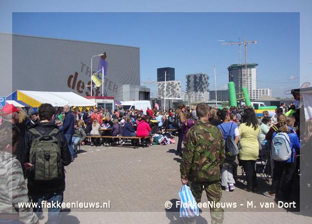 Foto behorende bij Leerlingen enthousiast tijdens veiligheidsdagen