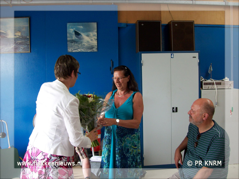 Foto behorende bij 2e Prijs fotowedstrijd KNRM valt in Ouddorp