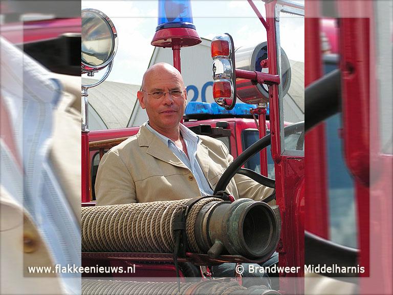 Foto behorende bij Brandweerman neemt afscheid na 11.315 dagen trouwe dienst