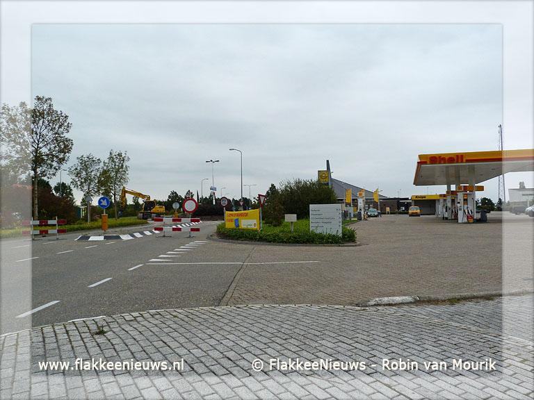 Foto behorende bij Afsluiting Langeweg Middelharnis