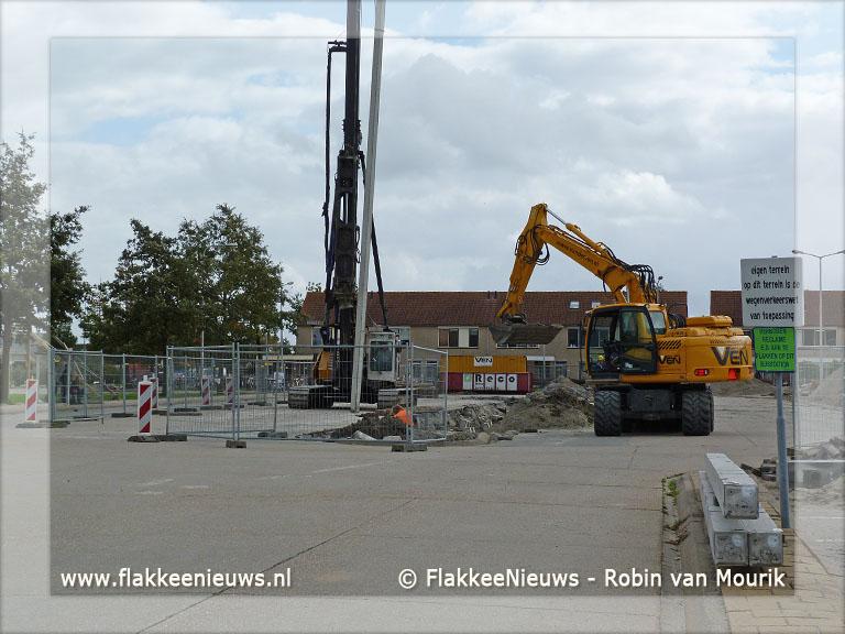 Foto behorende bij Busstation Oude-Tonge wordt vernieuwd