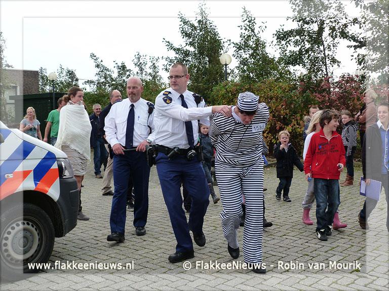 Foto behorende bij 3D-aangifteloket in Sommelsdijk geopend