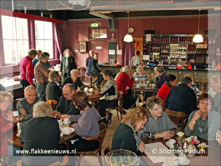 Foto behorende bij Cultureel ontbijt over de canon van Goeree-Overflakkee