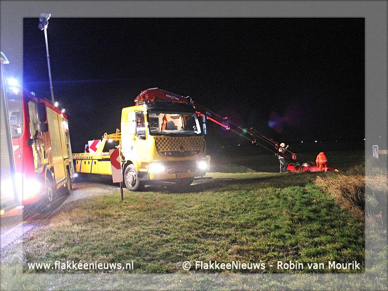 Foto behorende bij Eerste hulpverlening 2012 voor Dirksland en Den Bommel