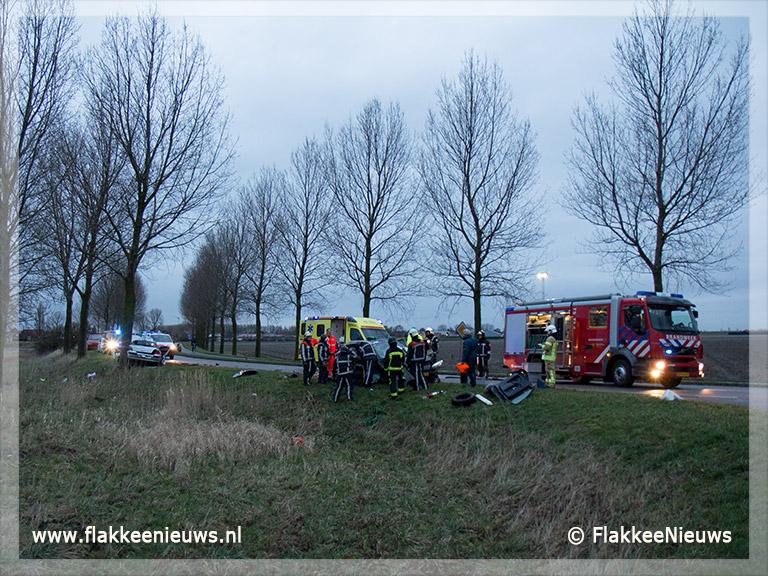Foto behorende bij Dodelijk ongeval bij Stad aan