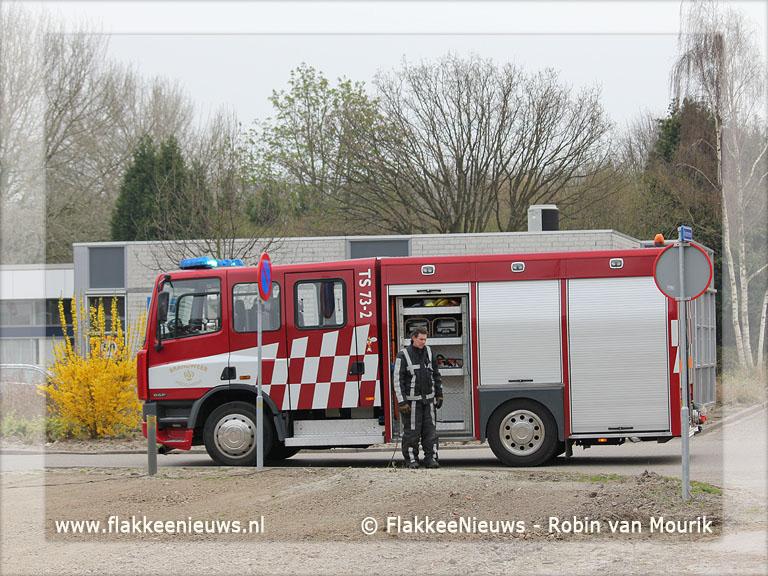 Foto behorende bij Automatische brandmelding voor keukenbrand