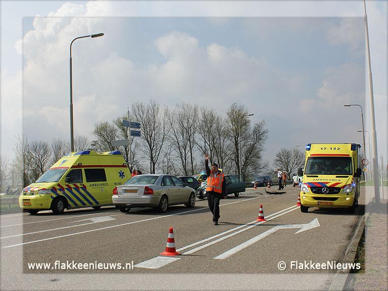 Foto behorende bij Aanrijding N498 Achthuizen