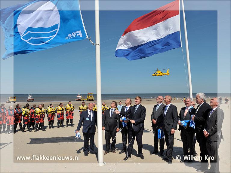 Foto behorende bij Blauwe Vlaggen voor Goeree-Overflakkee