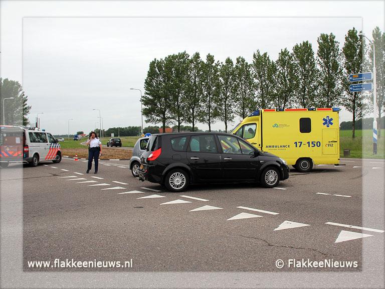 Foto behorende bij Extra verkeershinder N215 door ongeval