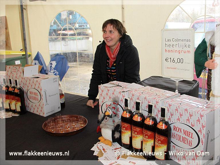 Foto behorende bij Veel kijkers op Winterfair in Oude-Tonge