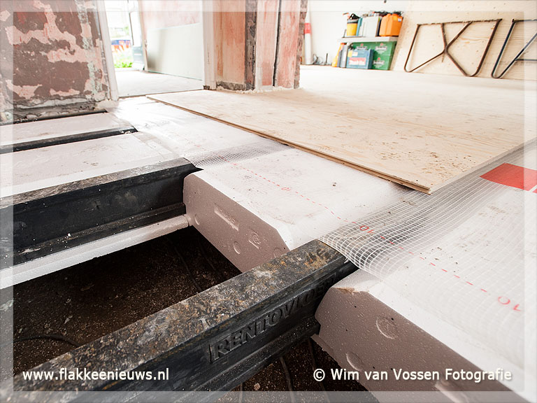 Fideswonen maakt gebruik van nieuw vloer renovatiesyteem