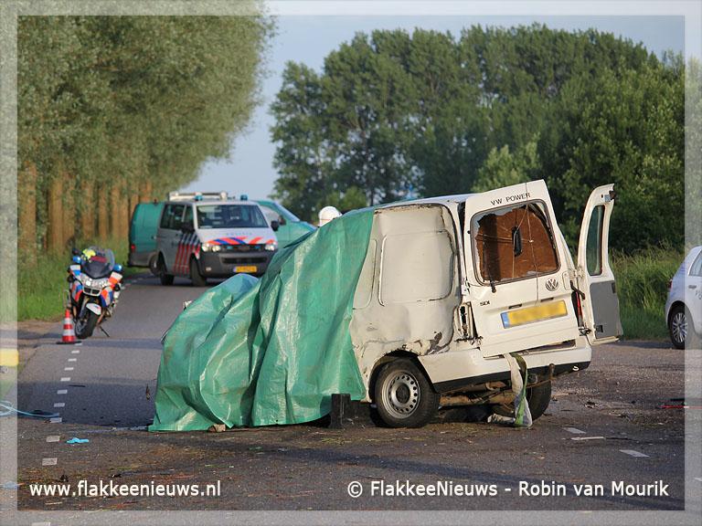 Foto behorende bij Eenzijdig ongeval met fatale afloop