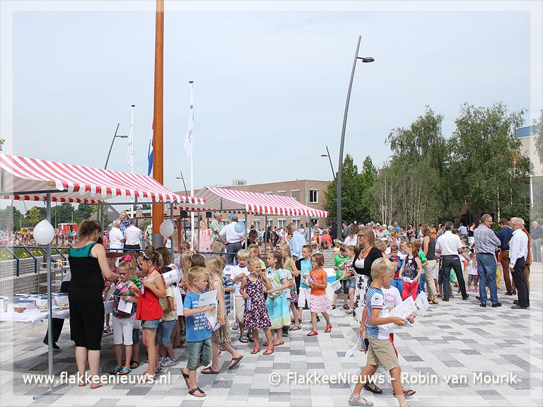 Foto behorende bij Koningin Julianaweg Middelharnis heropend