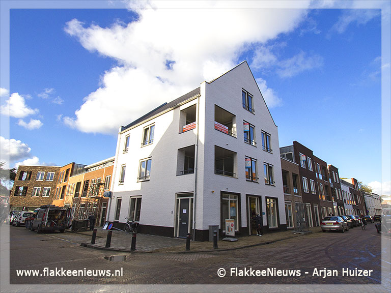 Foto behorende bij Feestelijke oplevering Hart van Dirksland