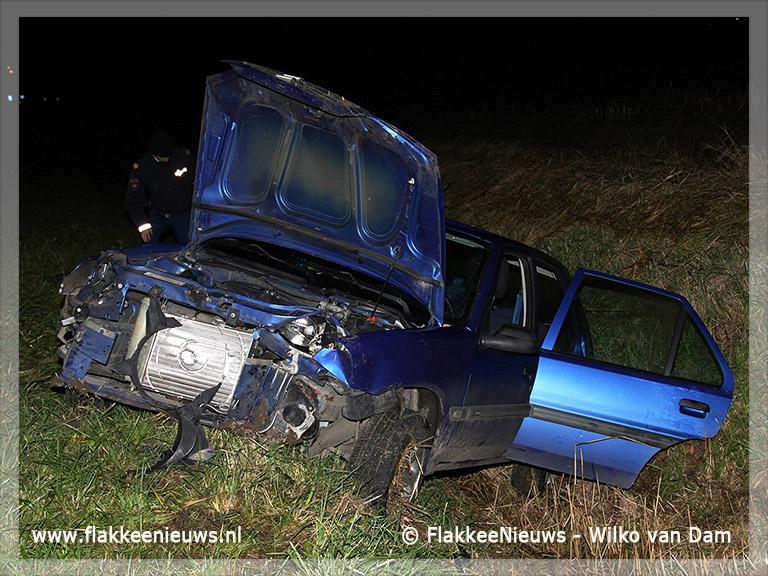 Foto behorende bij Eenzijdig ongeval op de Magdalenadijk