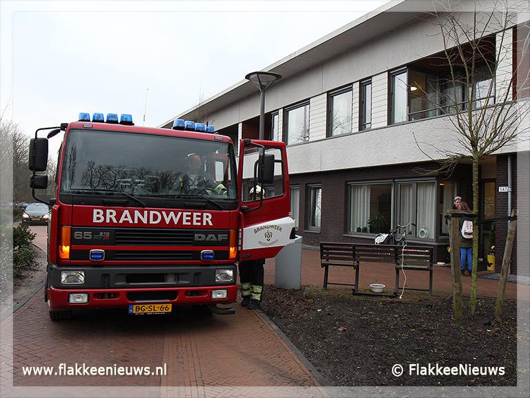 Foto behorende bij Brandmelder bewijst zijn nut