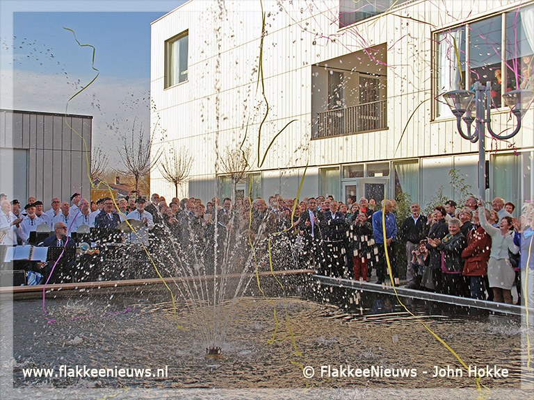 Foto behorende bij Ebbe en Vloed officieel geopend