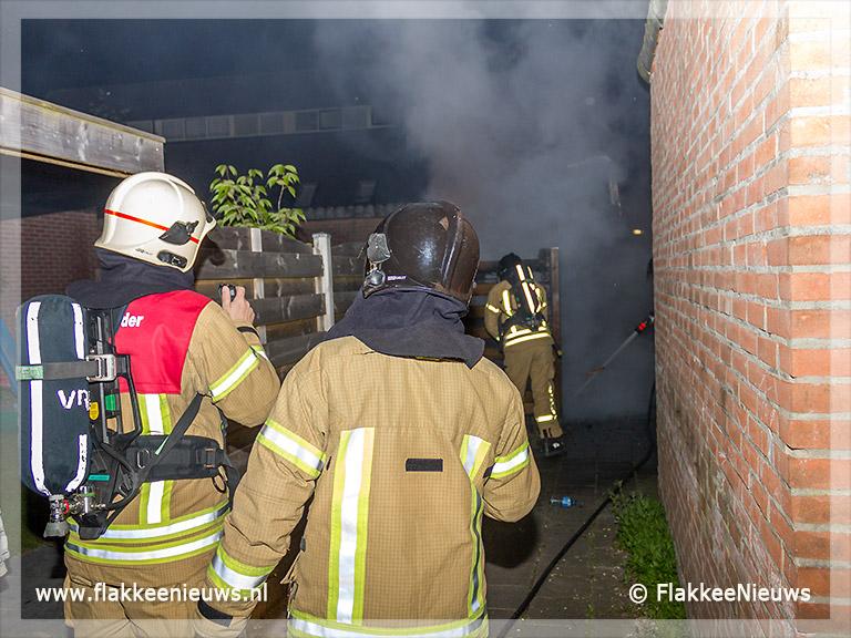 Foto behorende bij Zes brandstichtingen in een nacht