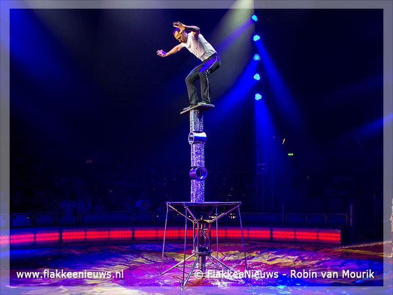 Foto behorende bij Bijzondere voorstelling bij Circus Herman Renz Ouddorp