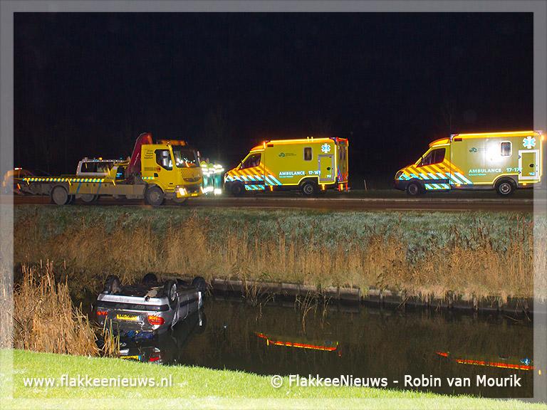 Foto behorende bij Onderkoeld door ongeval