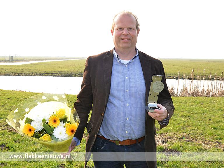 Foto behorende bij De Mekkerstee landelijk winnaar Cum Laude 2015 met geitenkaas
