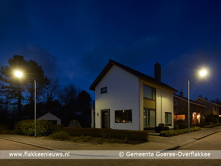 Intelligente LED verlichting voor Goedereede-Havenhoofd ...