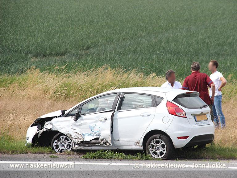 Foto behorende bij Ernstig ongeval op de N59
