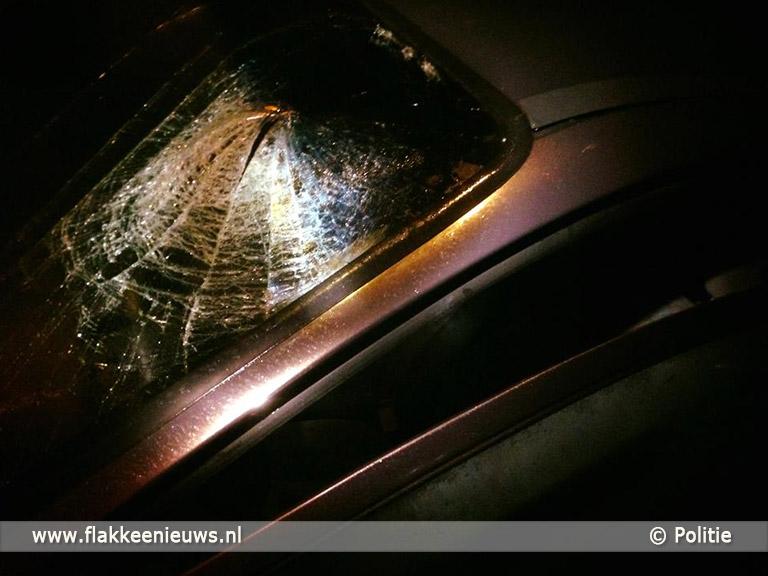Foto behorende bij Beschonken bestuurder gewond bij ongeval
