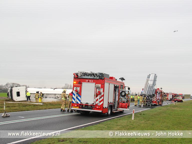 Foto behorende bij Dodelijk ongeval N59