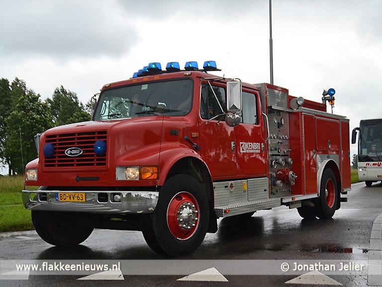 Foto behorende bij Nagenieten van de Truckrun Goeree-Overflakkee