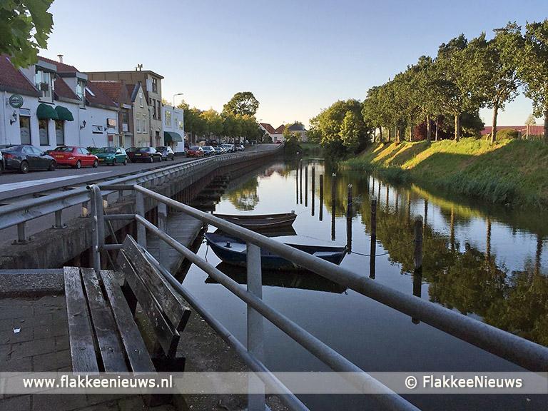 Foto behorende bij Genoeg ideeën voor haven Dirksland