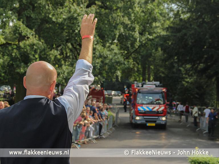 Foto behorende bij Brandweer Ooltgensplaat strijdt om landstitel in Bilthoven