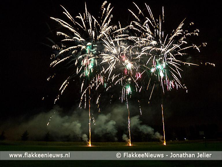 Foto behorende bij Vuurwerk in Dirksland