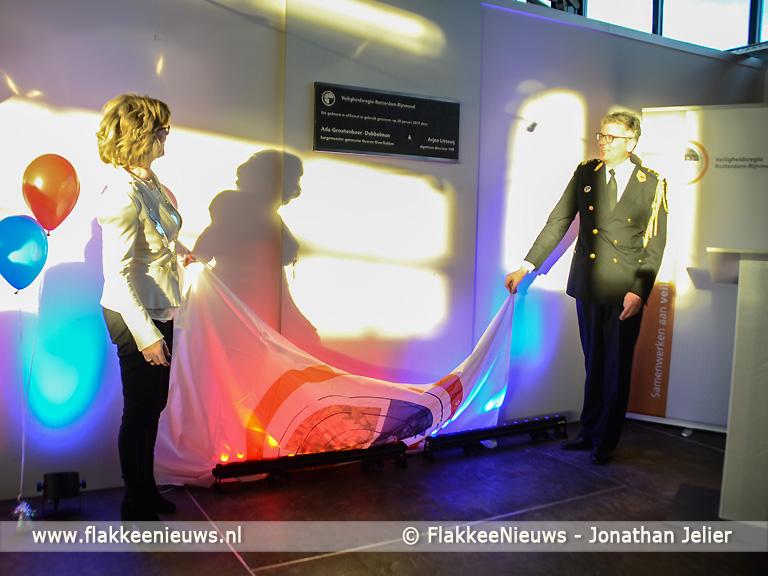Foto behorende bij Brandweerkazerne van Sommelsdijk en Middelharnis geopend