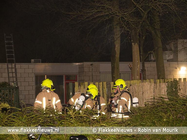 Foto behorende bij Brand op Hernesseroord Middelharnis