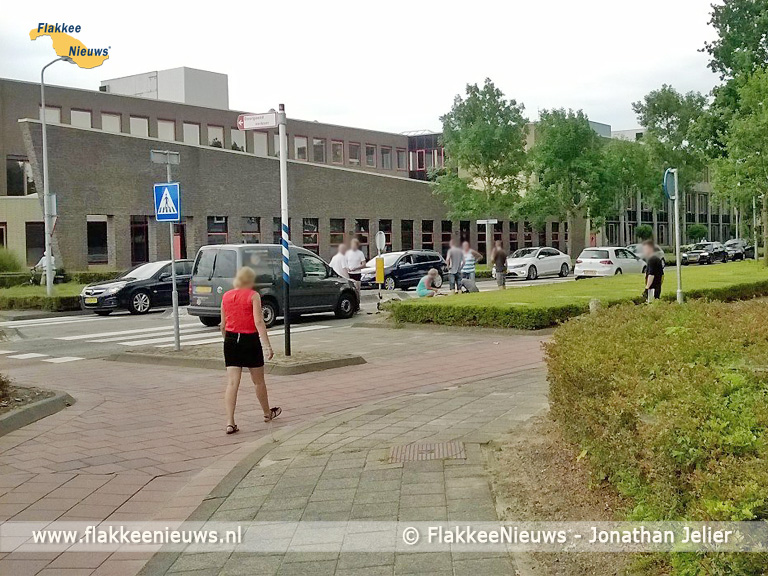 Foto behorende bij Ongeval met fiets in Middelharnis