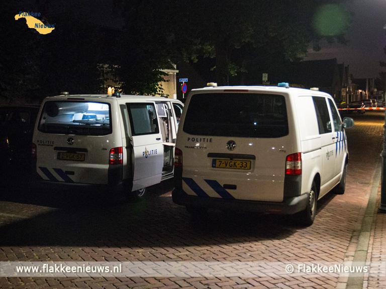 Foto behorende bij Steekpartij in Sommelsdijk