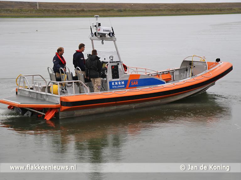 Foto behorende bij Betrokken donateur maakt nieuwe reddingboot mogelijk