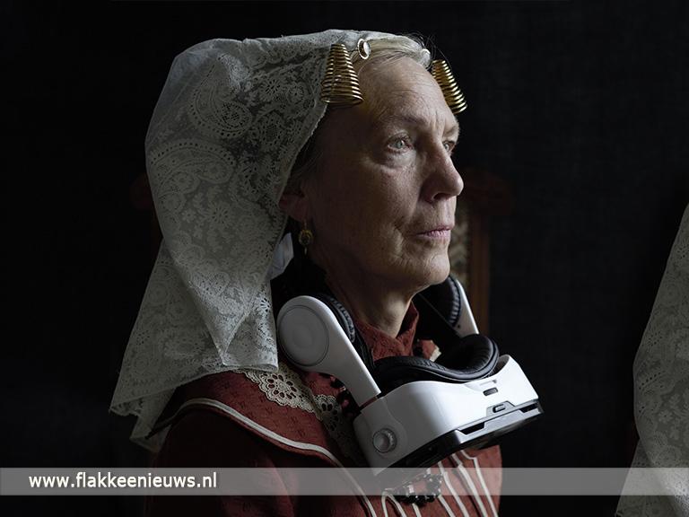 Foto behorende bij Help het museum Virtual Reality te realiseren