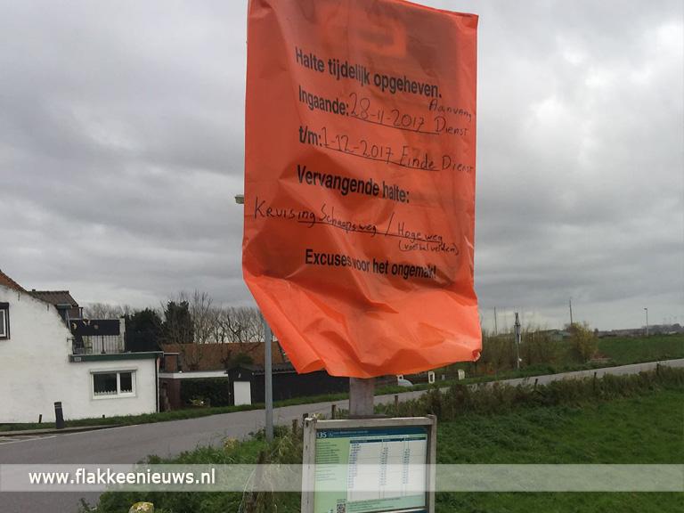 Foto behorende bij Den Bommel deze week slecht bereikbaar