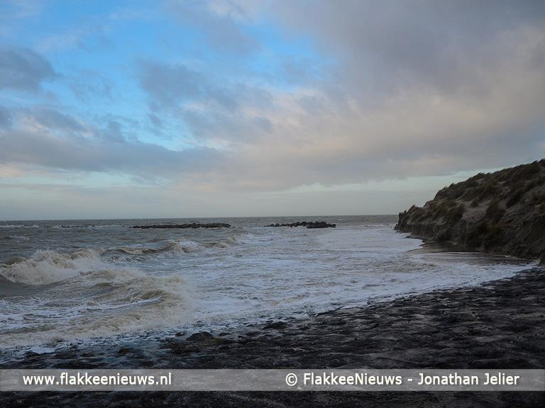 Foto behorende bij Stormschade op Goeree-Overflakkee