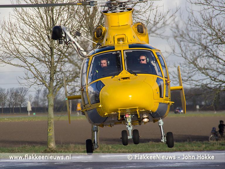 Foto behorende bij Hulpdiensten beschikbaar tijdens afsluiting Haringvlietbrug
